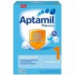 真的是最低价啦!德亚直邮!Aptamil 爱他美 奶粉 1.2kg*3盒 25.26 欧