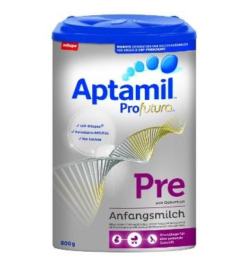 德国爱他美 Aptamil Profutura Pre 铂金装新生儿婴幼儿配方奶粉