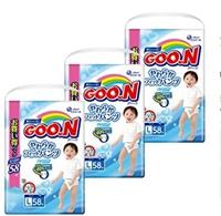 12月7日日亚网络周金盒精选,史低特价大王Gwon (GOO.N) 婴幼儿纸尿裤拉拉裤