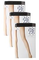 日本厚木 ATSUGI 强系列连裤丝袜3双装,限深灰色M/L码