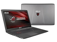 华硕 (ASUS) 玩家国度 ROG GL752VW-T4004T 17.3英寸游戏笔记本(i7-6700HQ 8G DDR5 1T+256GSSD GTX960M 2G独显)