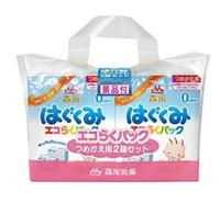 森永Morinaga 奶粉辅食类婴儿食品全场满4000日元减700日元