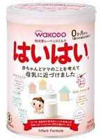 光堂Wakodo精选奶粉限时最高额外优惠85折