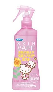 VAPE无毒防蚊液/喷雾200ml 粉瓶 新低价540日元(约34,不含运费)