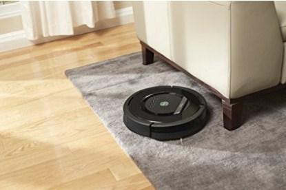 低价补货了!iRobot Roomba 880 旗舰扫地机器人