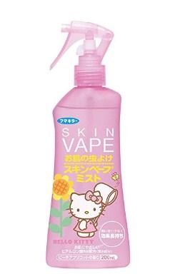折后新低价!VAPE无毒防蚊液/喷雾200ml 粉瓶
