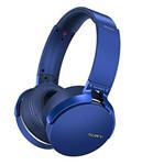 史低,Sony XB950B1 超强低音无线蓝牙头戴式耳机