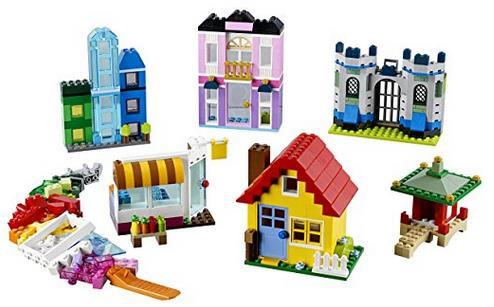 额外8折,乐高 Lego 经典系列10703 积木套装(502块)