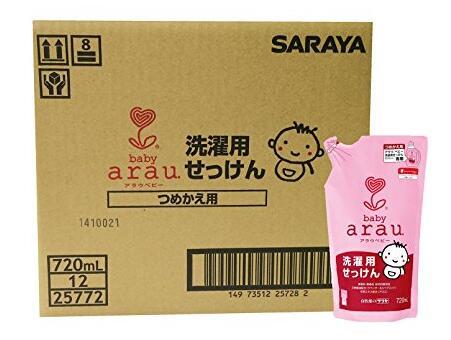 日亚家庭会员限定 亲皙宝贝 Arau baby 新生婴儿宝宝专用洗护用品最高享1000日元OFF