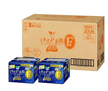 唐嫣代言!花王 乐而雅F系列卫生巾最高30%OFF优惠