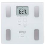 欧姆龙 OMRON  薄型设计 体重计 HBF-217-W 白色