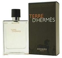 手慢无,补货,Hermes Terre D'Hermes 爱马仕大地男士淡香水100ml