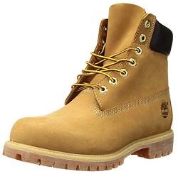成人可穿,Timberland 添柏岚 6 Inch  经典大黄靴工装靴大童款