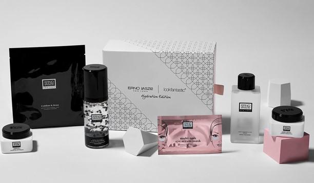 限量发售 Lookfantastic英国推出Erno Laszlo X Lookfantastic新年限量版礼盒